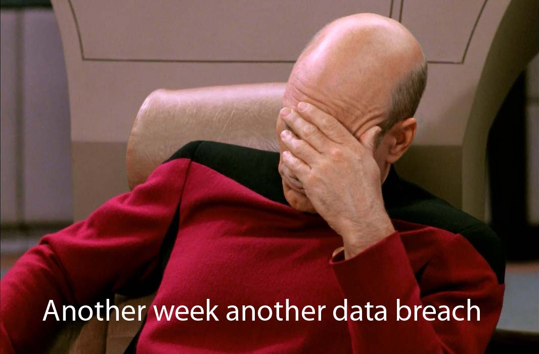 Another week another data breach